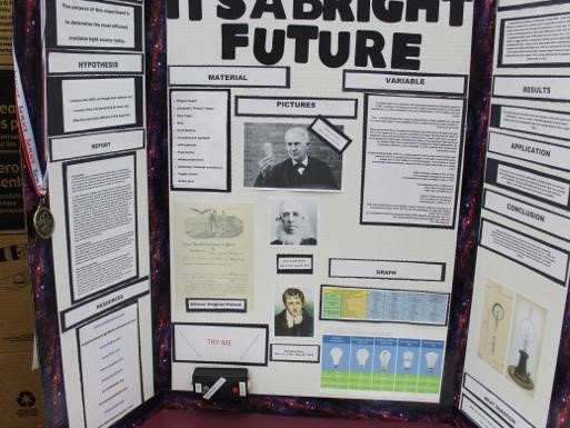 Student science project