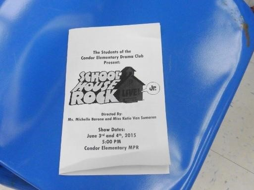 School House Rocks assembly guide
