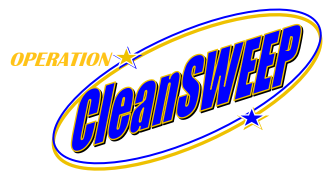 Operation Cleansweep
