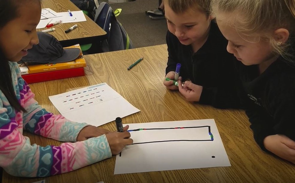 6 Learning to Code with Ozobots