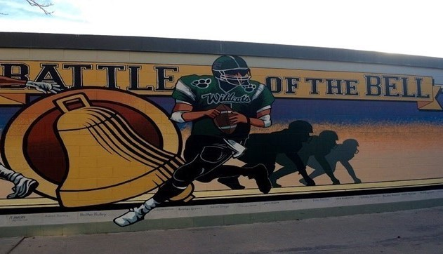 Battle of the Bell Mural