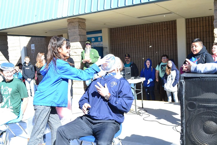 Pie in the Face - Pi Day 3/14/19