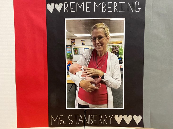 Remembering Ms. Stanberry