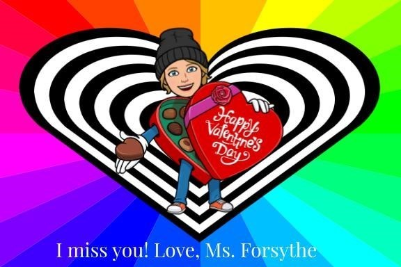 Happy Valentine's Day from Forsythe